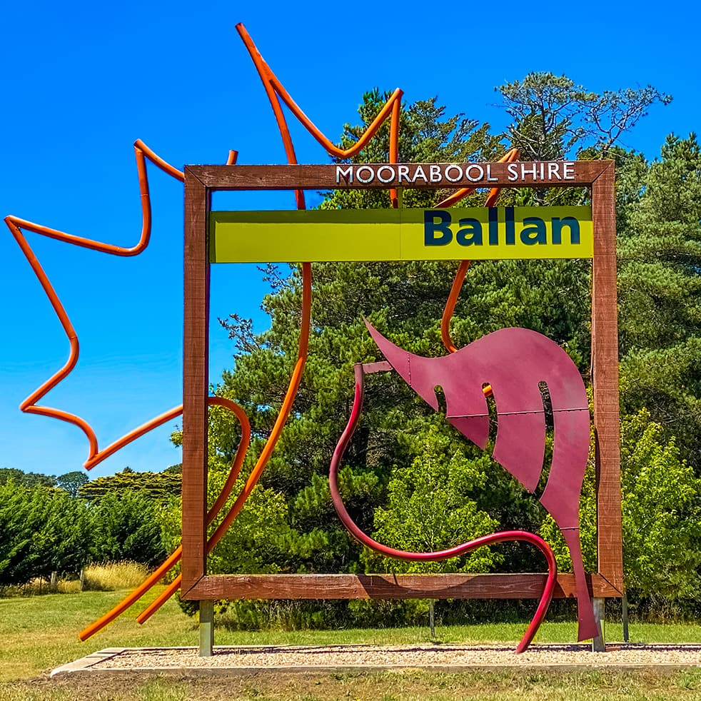 Welcome To Ballan
